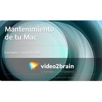 Video Curso Mantenimiento De Mac Editorial Video2brain