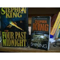 Pack De 2 Libros De Stephen King En Ingles