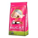 Alimento Nucat Para Gato Adulto Sabor Mix En Bolsa De 15kg