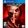Tekken 7 (nuevo Y Sellado) - Play Station 4