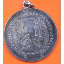Medalla Mexico Religiosa Santa Monica Madres Catolicas