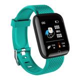 Reloj Inteligente Gps Heart Rate  116plus Pulsera Portátil