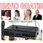 Vecc Envio Gratis Set De Microfonos De Diadema Y Solapa Wow.