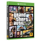 Grand Theft Auto V Gta 5 Para Xbox One  Precio Especial