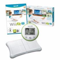 Nintendo Wii Fit U Tabla Con Juego Nuevo Sellado ( Jdc )