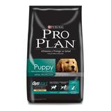 Alimento Pro Plan Puppy Complete Perro Cachorro Raza Mediana Pollo/arroz 15kg
