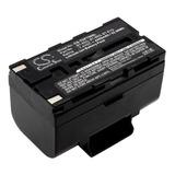Bateria Para Topcon Bt-61q Bt-65q Bt-66q Fc100 Fc200 Fc2000