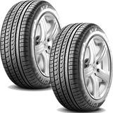 Paquete De 2 Llantas 225/45 R17 Pirelli P7 91w