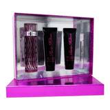 Set Paris Hilton 4pzs 100 Ml Edp Spray + Shower Gel 90 Ml +