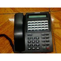 Telefono Multilinea Ejecutivo Samsung Mod Nx24e P/conmutador