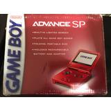 Gameboy Advance Sp + Supercard