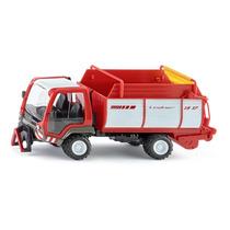 Camión De Carga Lindner Unitrac Siku Esc.1/32 Nuevo!