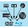 Transferencia De Cassettes 8mm A Dvd, Hi8, Vhs, Beta, Hd