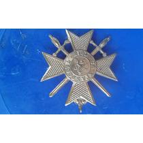 2 Cruces Condecoracion De Enrique De Leon Casa Braunschweig