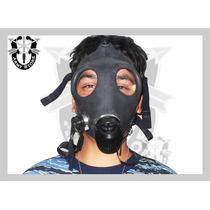 Mascara Civil Anti Gas Israelí,filtro Y Manguera Incluida.