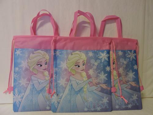 7ab1ca240 Elsa Frozen Dulceros Bolsas Fiesta 30 Regalos Recuerdos Bolo en ...