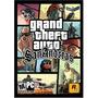 Grand Theft Auto San Andreas Descargar W65