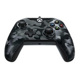 Control Joystick Pdp Xbox One Wired Controller Black Camo