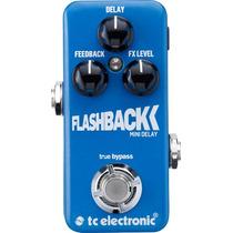 Pedal Flashback Mini Tc Electronic Delay Guitarra Bajo