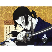 Espada Samurai Champloo Jin Anime Katana Samurai