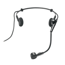 Microfono De Diadema Cardioide De Condensador Audio-technica