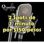 Spots Publicitarios Radio Perifoneo Comerciales 2 Min X 150