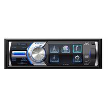 Estéreo Jvc Kd-av300 Pantalla 1 Din Cd Dvd Usb Ipod/iphone