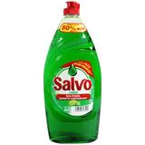 Lavatrastes Líquido Salvo Aroma Limón 900 Ml