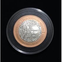 Medalla Bimetálica Bicentenario / Centenario México