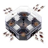 Cucaracha Trampa Reutilizable Eficaz