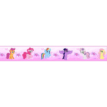 Cenefa Decorativa My Little Pony