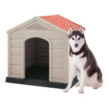 Husky Siberiano Casa Ideal Para Husky Envío Gratis