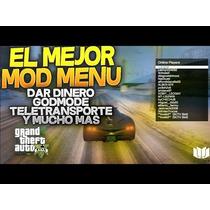 Gta V Modmenu 1.29 Antrax Lt3.0 Ltu Xbox 360