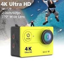 Camara Deportiva Eken H9 Hd 4k C/memoria Samsung 32gb