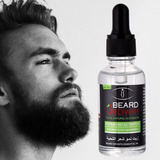 Aceite Barba Crecimiento Mejora Regeneración 30ml - T1799