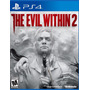 The Evil Within 2 (nuevo Y Sellado) - Play Station 4