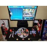Tablero Arcade Multijuegos Pandora 9s 2075 Juegos. Nuevas
