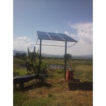 Soluciones De Energia Renovable.paneles.calentadores Bombas