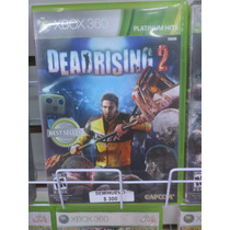 Dead Rising 2 Seminuevo Para Xbox 360 En Igamers