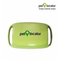 Rastreador Localizador Satelital Mascota Pet Locator Verde