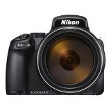 Nikon  Coolpix P1000 Compacta Avanzada Negra