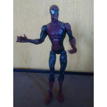 Spiderman 2008 Hasbro 16 Cm/6 Pulgadas Usado