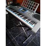 Teclado Elton Mk900, 300 Ritmos, Prácticamente Nuevo