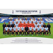 Tottenham Hotspur Poster - Foto De Equipo 13 14 Maxi 61x
