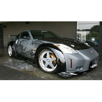 1:24 Nissan 350z Dk´s --fast & Furious Tokio Drift--