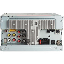 Pantalla Pioneer Avh-x1700s 6.2 Dvd Usb Auxiliar Compatible