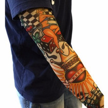 50 Pzas Manga Tatuaje Tattoo Promocion Mayoreo Sol Taxy Moto