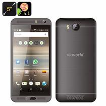 Smartphone Android 5.1, Quad Core, 5 Pulgadas Ram1gb-8gb Int