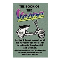 Book Of The Vespa - An Owners Workshop Manual For, J Emmot