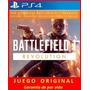 Battlefield 1 Revolution Ps4 Juga Con Tu Usuario Entrego Ya